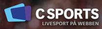 Sådan ser du C Sports