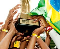 Sådan ser du Gothia Cup 2011